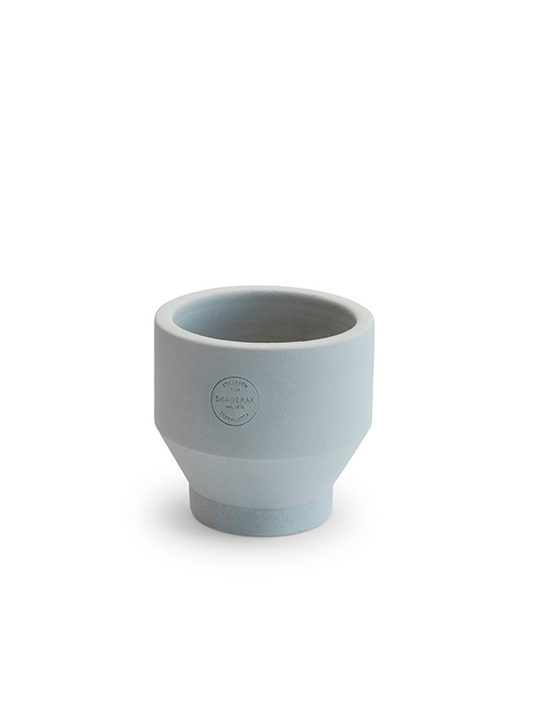 Edge Pot (Light grey) fra Skagerak