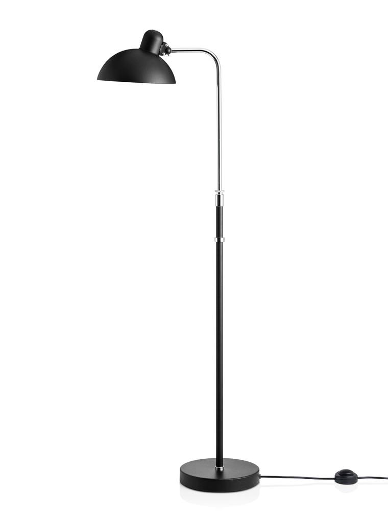 Kaiser Idell standerlampe fra Fritz Hansen