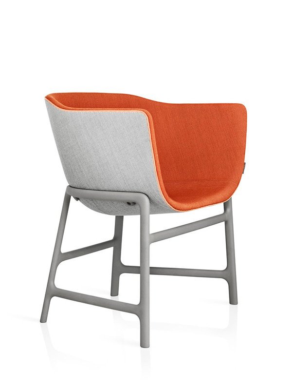 Minuscule loungestol af Cecilie Manz