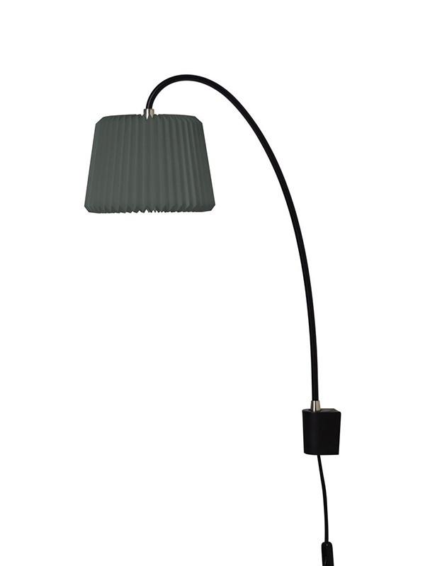 Snowdrop væglampe med papirskærm fra Le Klint