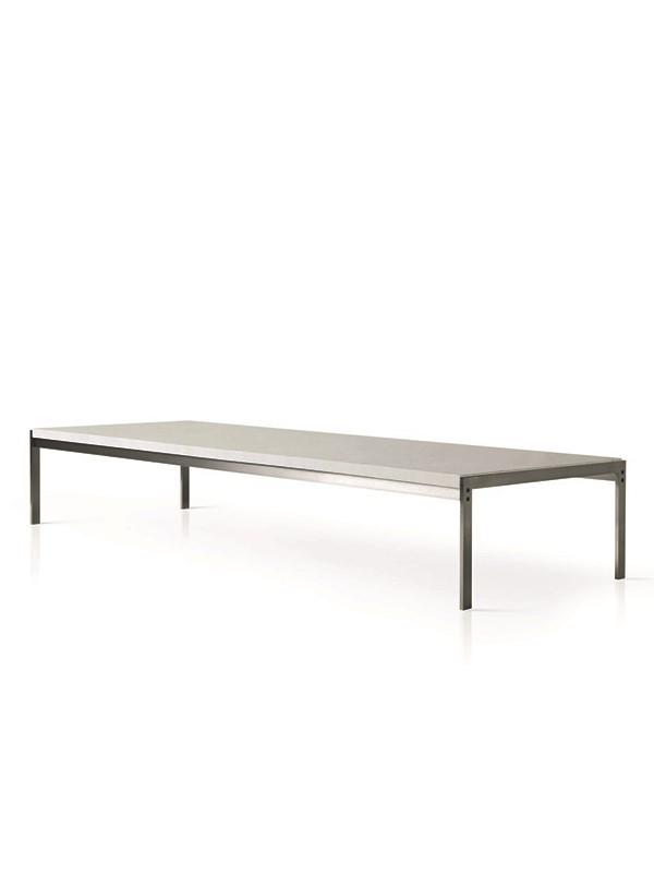 PK63 (L: 180cm) sofabord af Poul Kjærholm