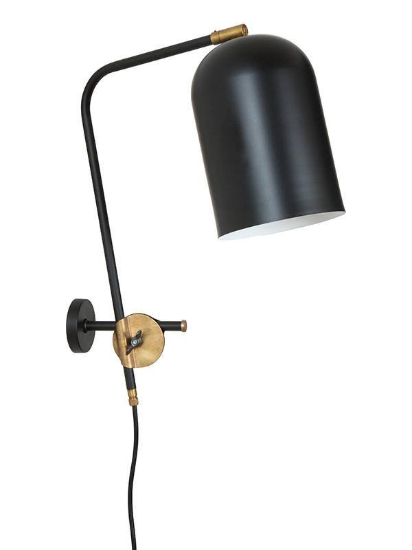 Knekt væglampe fra Konsthantverk