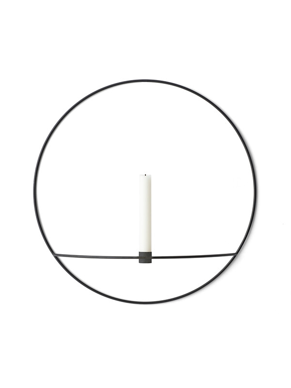 POV Circle Lysestage, Large fra Menu