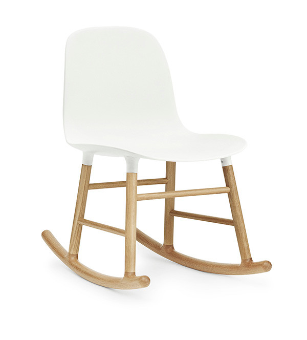 Form Rocking Chair fra Normann Copenhagen