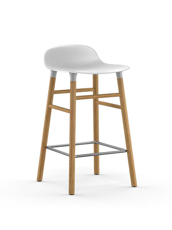 Form barstol 65cm fra Normann Copenhagen