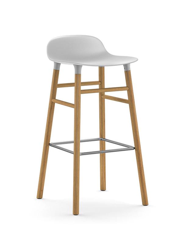 Form barstol 75cm fra Normann Copenhagen