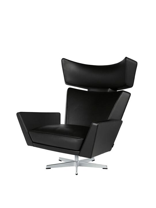 Oksen lænestol af Arne Jacobsen