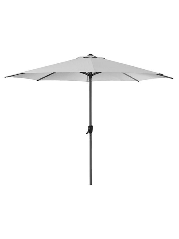 Shade parasol Ø300 med krank fra Cane-line