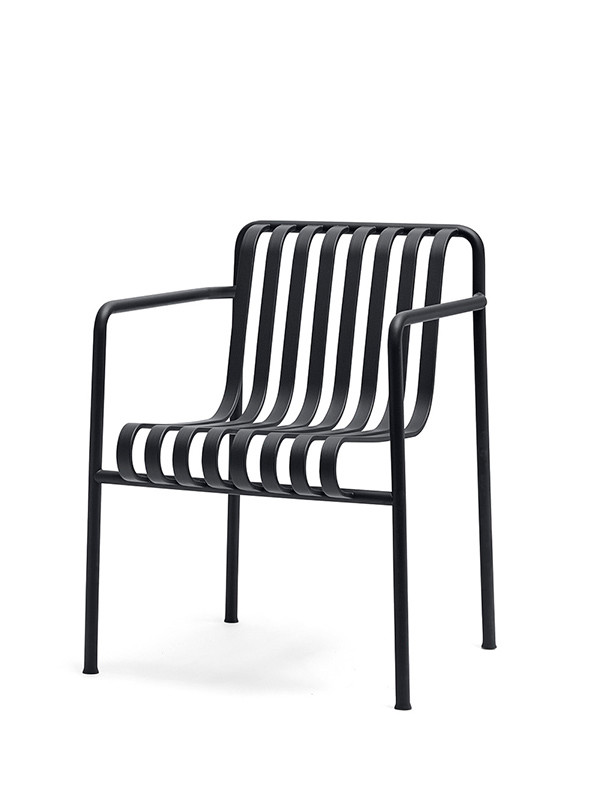 Palissade Dining Armchair fra Hay