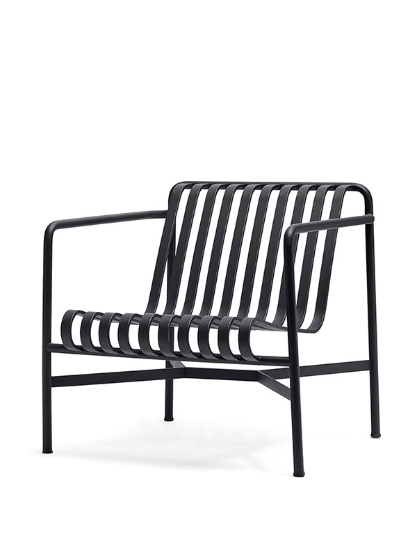 Palissade Lounge Chair Low fra Hay