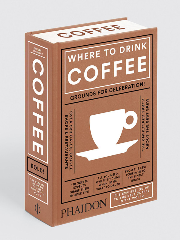Where to drink Coffee bog fra New Mags