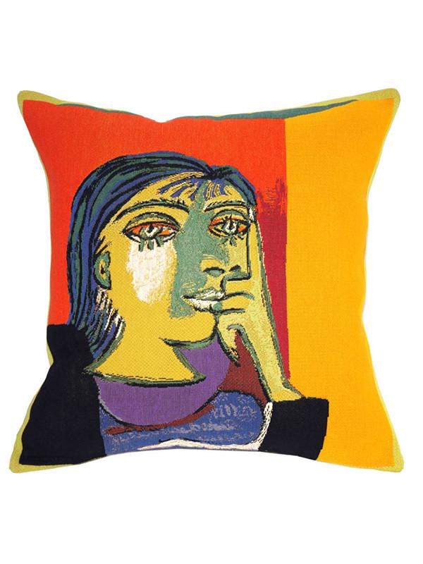 Picasso Portrait Dora Maar pude fra Poulin Design