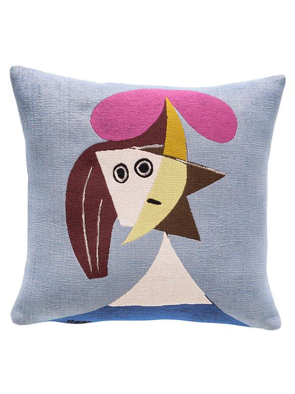 Picasso Femme Au Chapeau 8606 pude fra Poulin Design