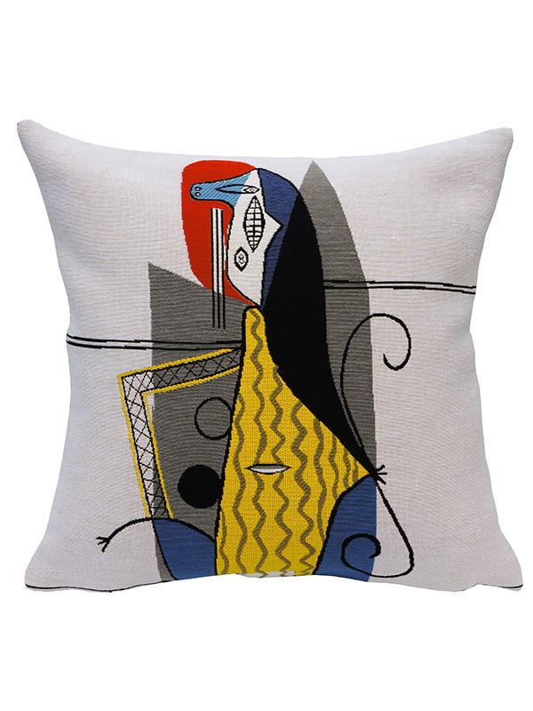 Picasso Femme Dans Un Fauteuil 8695 pude fra Poulin Design