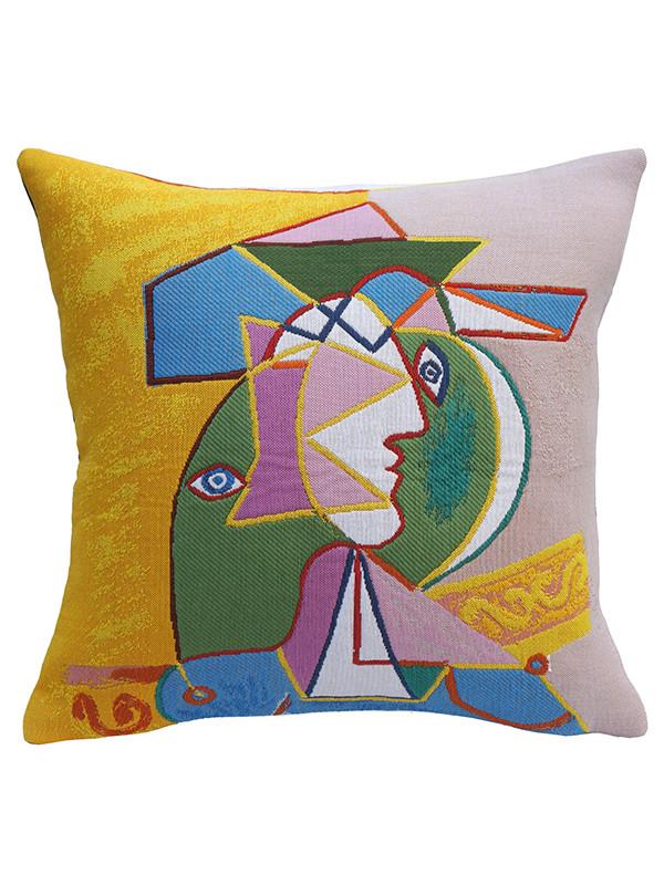 Picasso Femme Au Chapeau 8696 pude fra Poulin Design