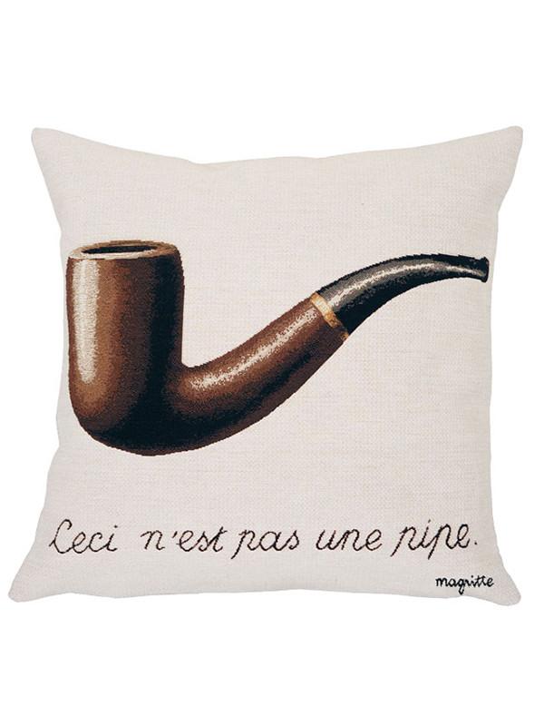 Magritte La Trahison Des Images pude fra Poulin Design