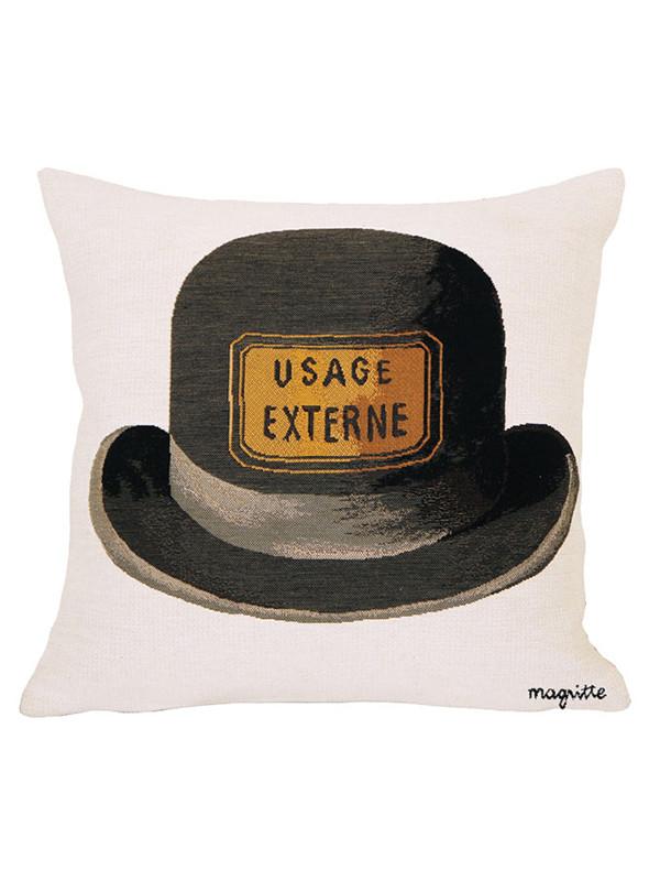 Magritte Le Bouchond d´épouvante pude fra Poulin Design