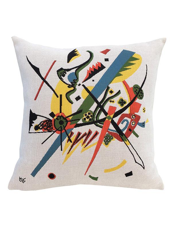 Kandinsky Kleine Welten I pude fra Poulin Design