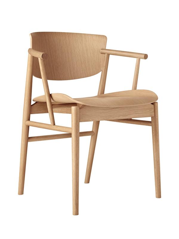 N01 stol fra Fritz Hansen