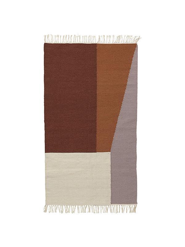 Kelim Rug tæppe fra Ferm Living