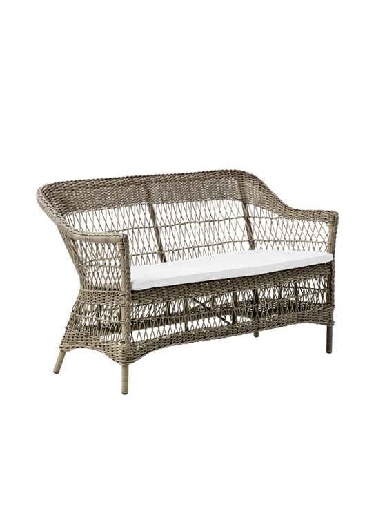 Georgia Garden Charlot 2-pers sofa fra Sika-Design