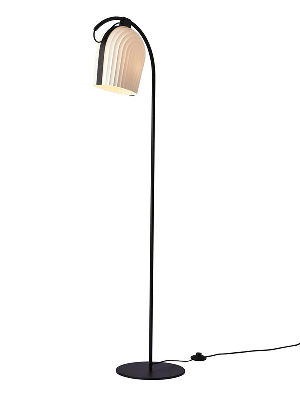 Arc gulvlampe fra Le Klint