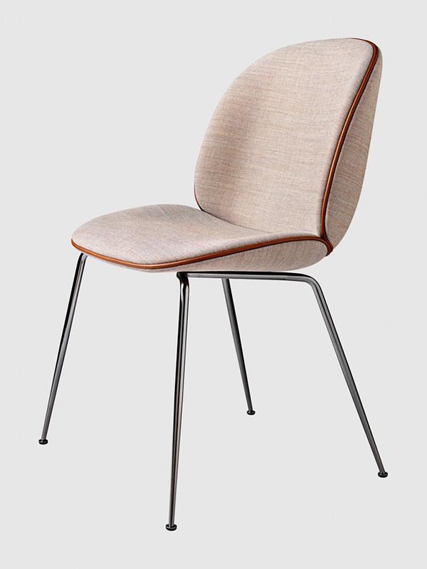 Beetle Chair fuldpolstret fra Gubi