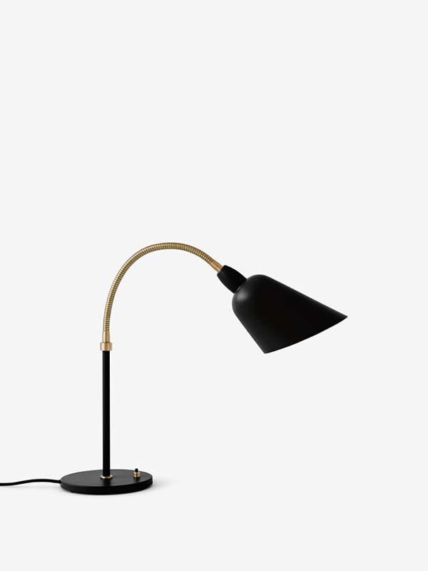 AJ8 Bellevue bordlampe af Arne Jacobsen