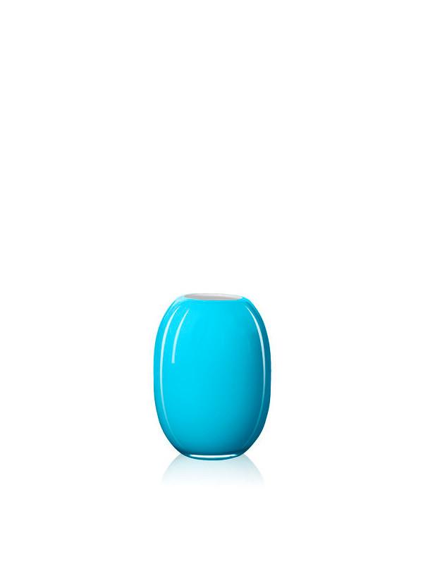 SUPER vase fra Piet Hein (Aquamarin/Opal)