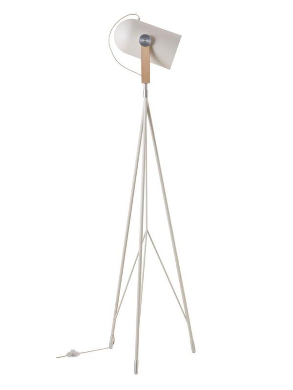 Carronade gulvlampe, sand fra Le Klint