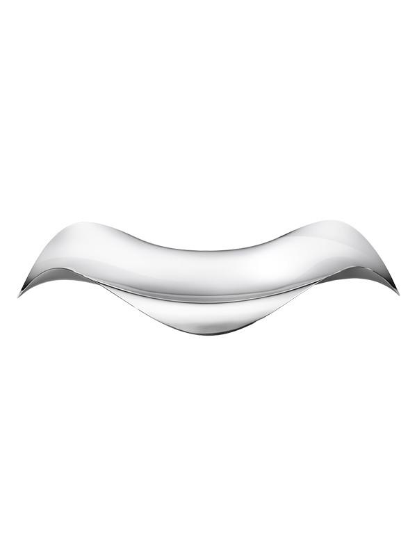 Cobra fad, oval fra Georg Jensen