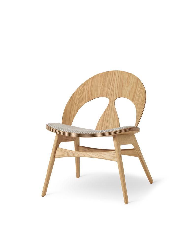 BM0949P Contour Chair af Børge Mogensen