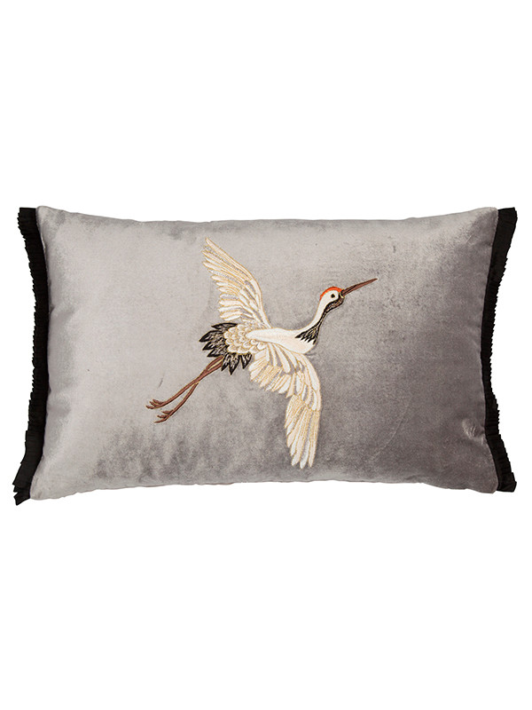 Crane – Light grey pude fra A. U Maison