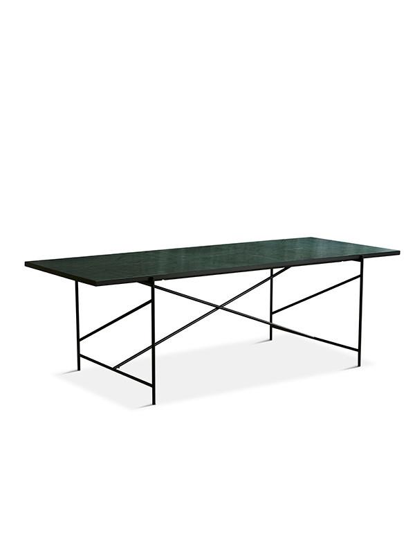 Spisebord 230, grøn marmor fra HANDVÄRK