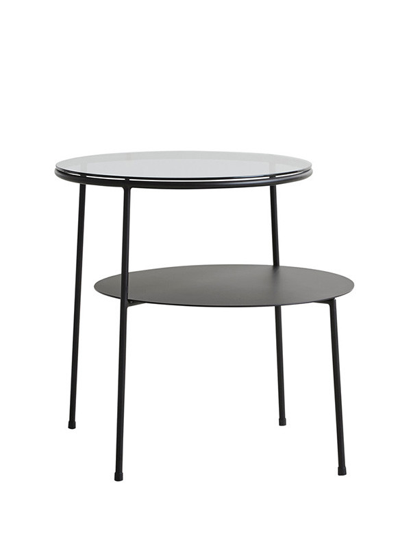 Duo side table fra Woud