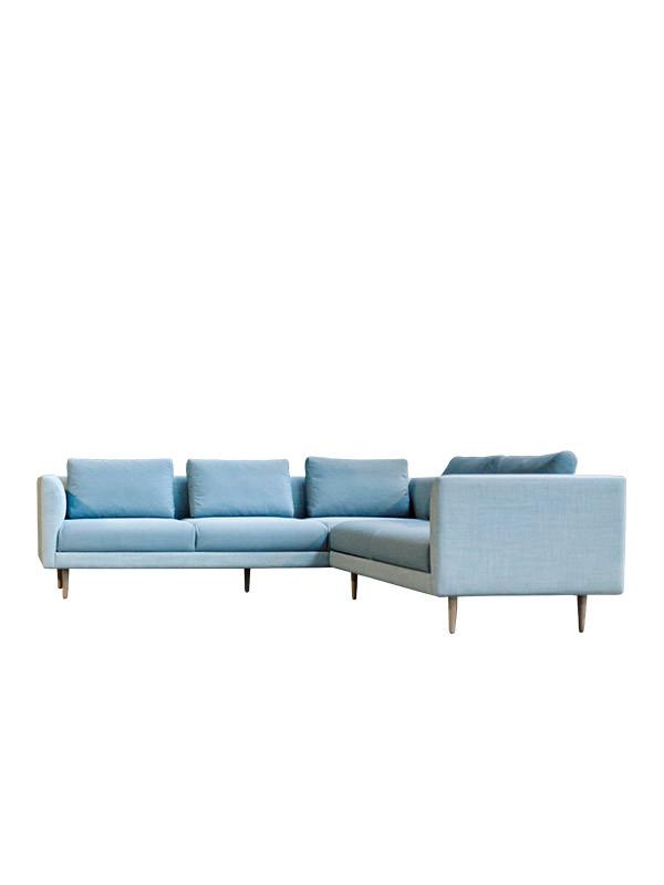 Fonto sofa fra Mogens Hansen