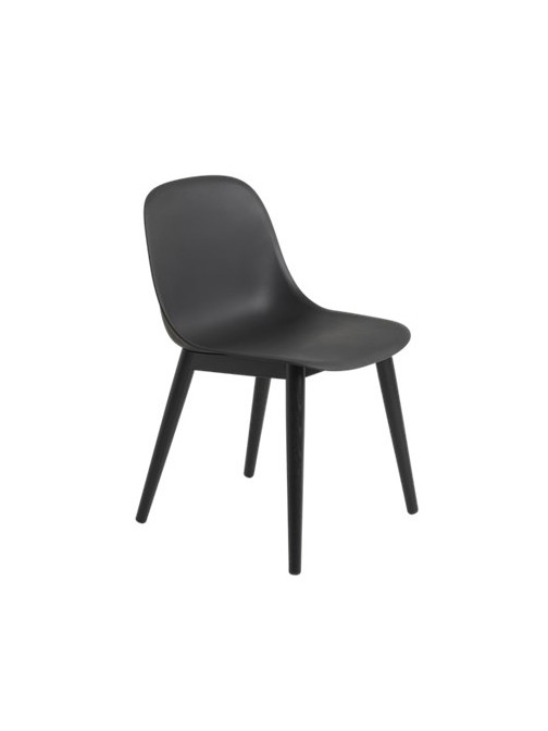 Fiber side chair wood fra Muuto