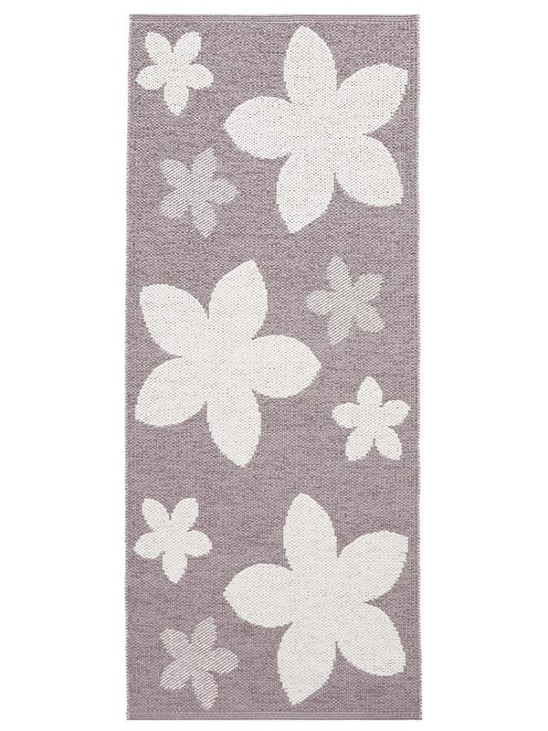 Flower tæppe fra Horredsmattan