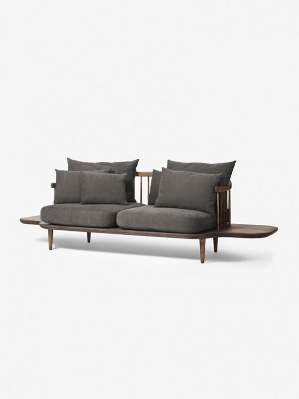 Fly sofa med sidebord fra Andtradition
