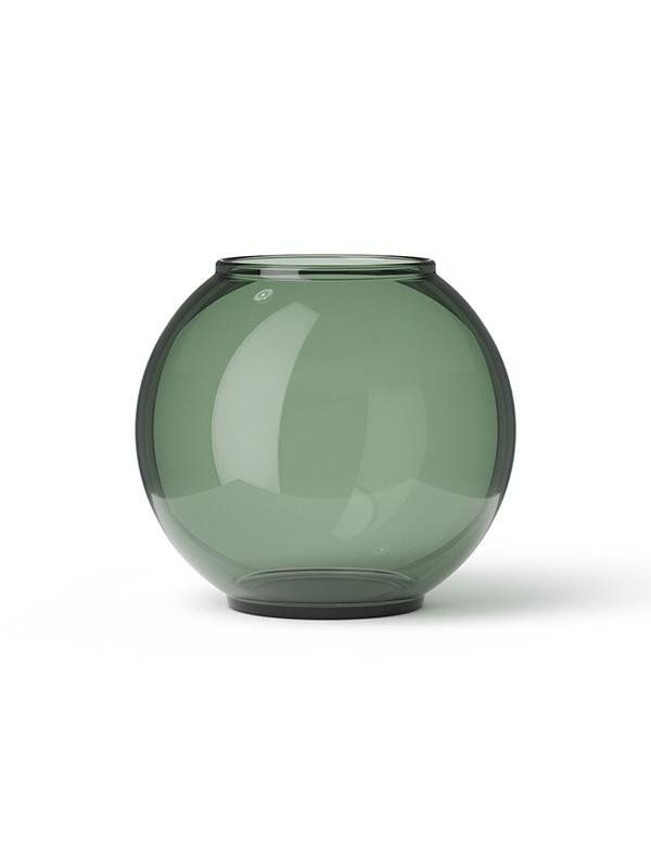 Form 70 vase, grøn fra Lyngby Porcelæn