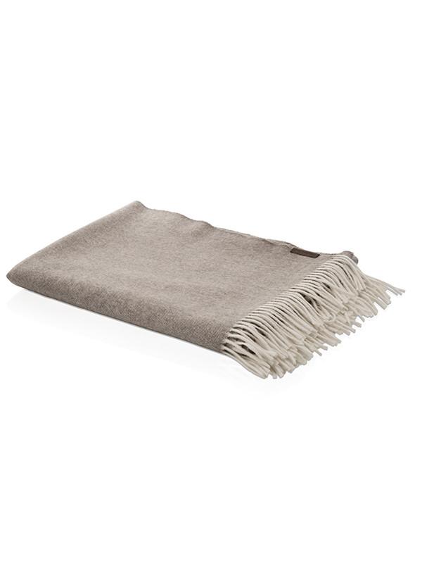 Throw cashmere plaid fra Fritz Hansen
