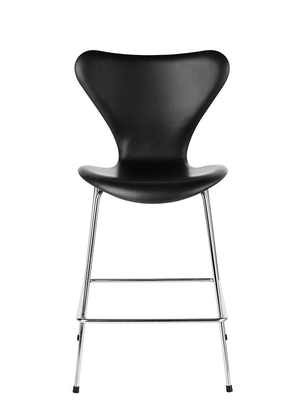 Fuldpolstret barstol fra Fritz Hansen