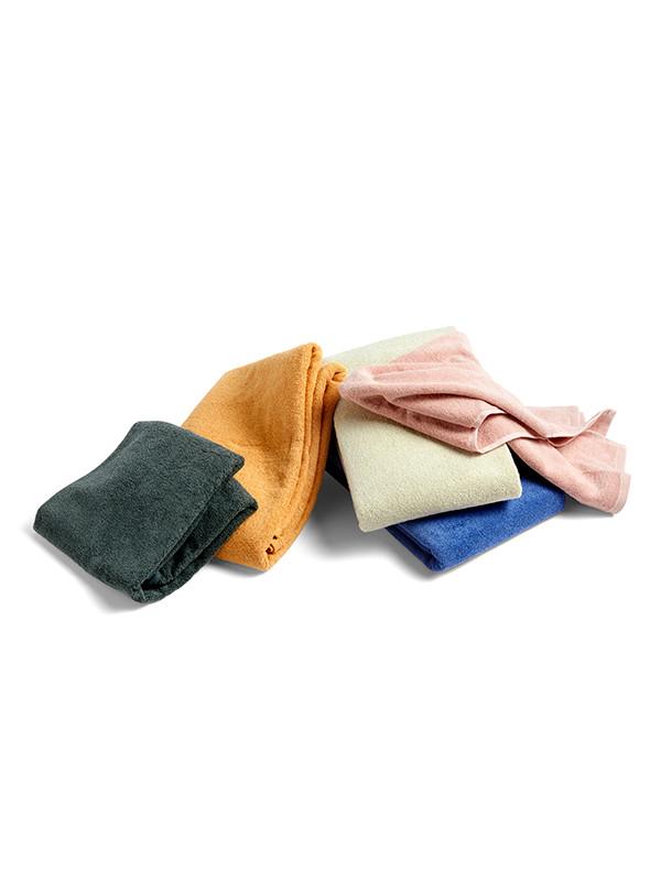 Frotté håndklæder fra Hay