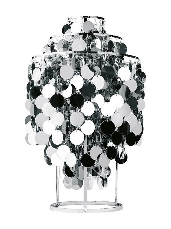 Fun 1TA bordlampe af Verner Panton