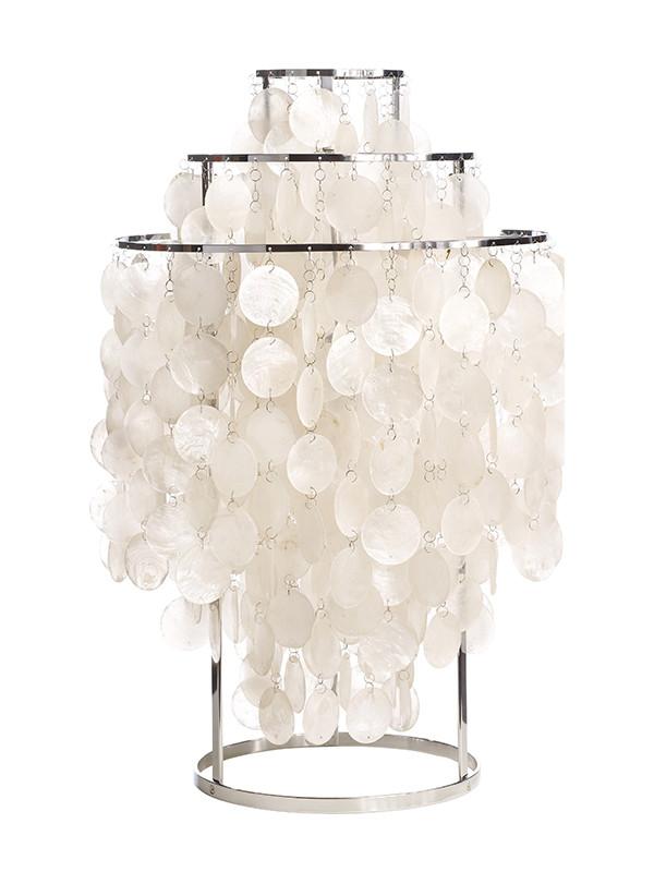 Fun 1TM bordlampe af Verner Panton