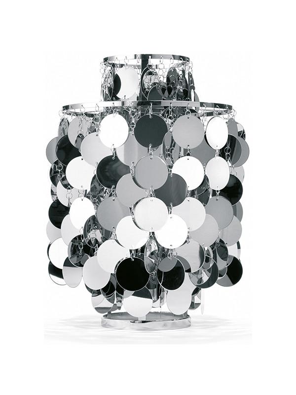 Fun 2TA bordlampe af Verner Panton