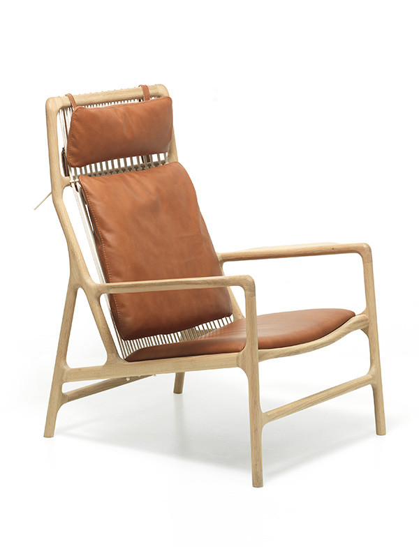 Dedo lounge chair fra Gazzda