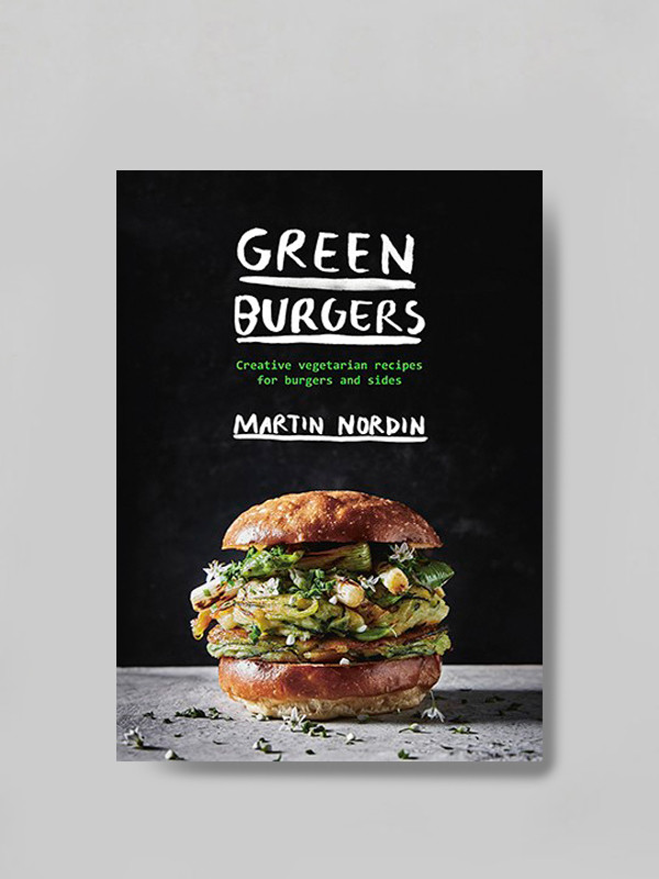 Green Burgers bog fra New Mags