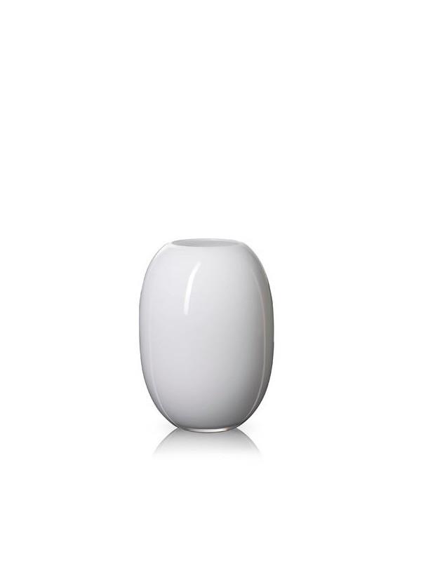 SUPER vase fra Piet Hein (Hvid/Opal)