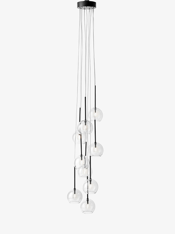 Ice Chandelier SR6 fra Andtradition